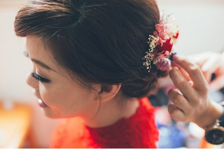 安柏兒新娘秘書&Amber makeup