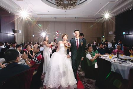 婚禮紀實-平面攝影(動態搭配活動內詳)