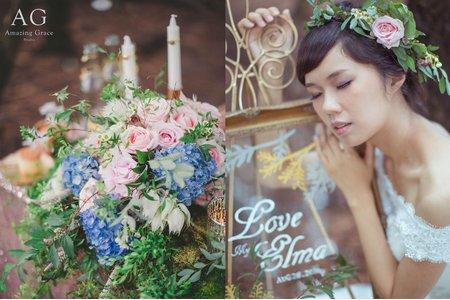 Wedding Portrait美式婚紗