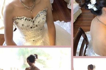訂婚/結婚單妝