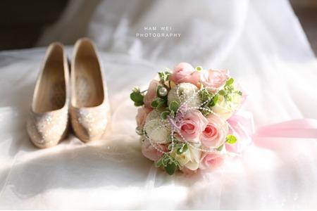 HAM WEI  婚禮紀錄