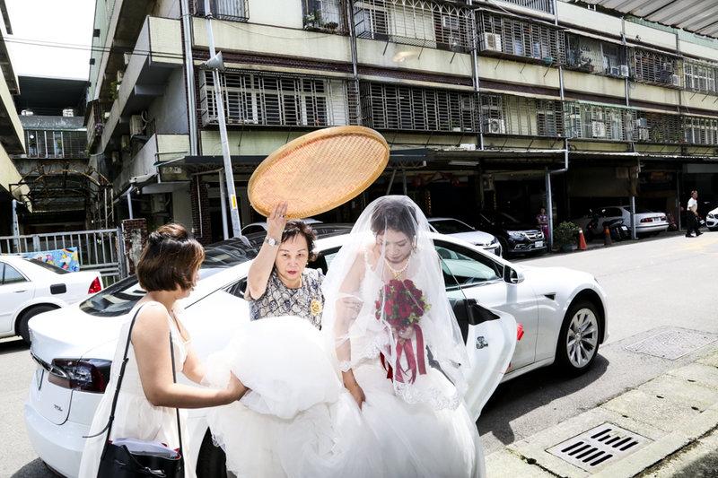 #婚禮攝影迎娶+宴客作品