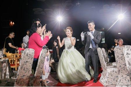 Elaine Chen婚禮記錄