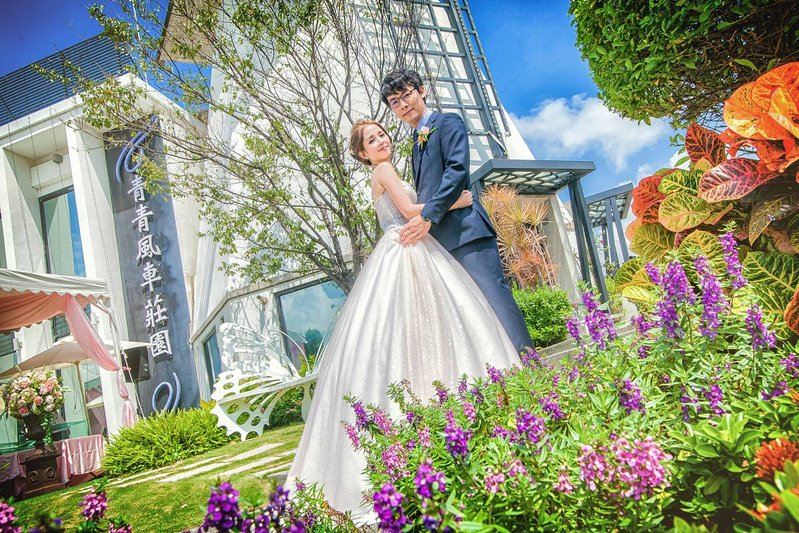 婚禮紀錄(動態+靜態照相)