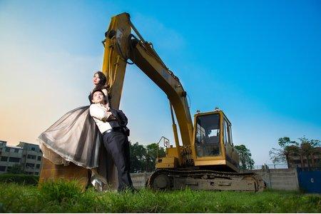 自助婚紗-純攝影推廣專案
