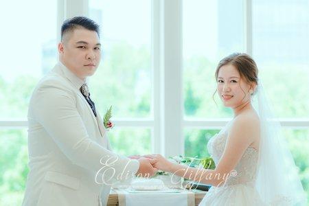 鈞 ღ 媛.結婚.翡麗詩莊園
