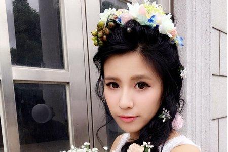 Candy彩妝造型