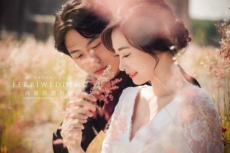 [ 韓風婚紗│微光戀人 ],高雄翡麗婚禮,婚紗攝影