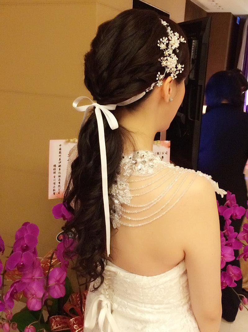 訂婚結婚新娘秘書作品