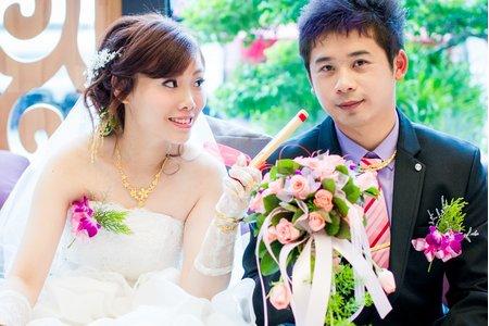 噗+婚禮平面紀錄
