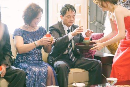 文定+午宴(台中林酒店)