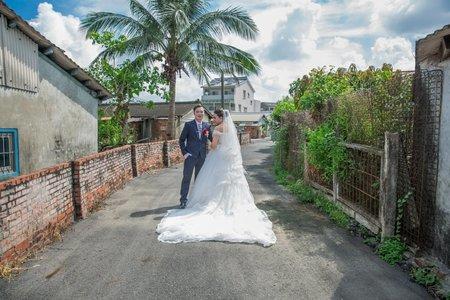 健志&依薇|自宅婚禮