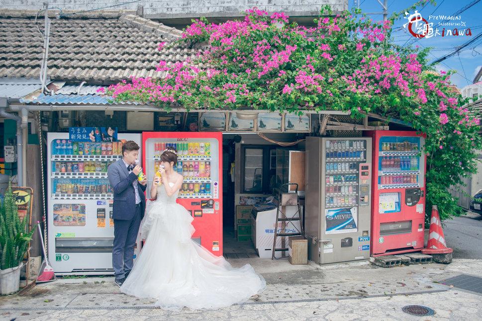 嘉麟 & 胤芳 Overseas Pre Wedding For Okinawa 沖繩海外婚紗(編號:551970) - 射手的天空 / 海外婚紗 婚禮