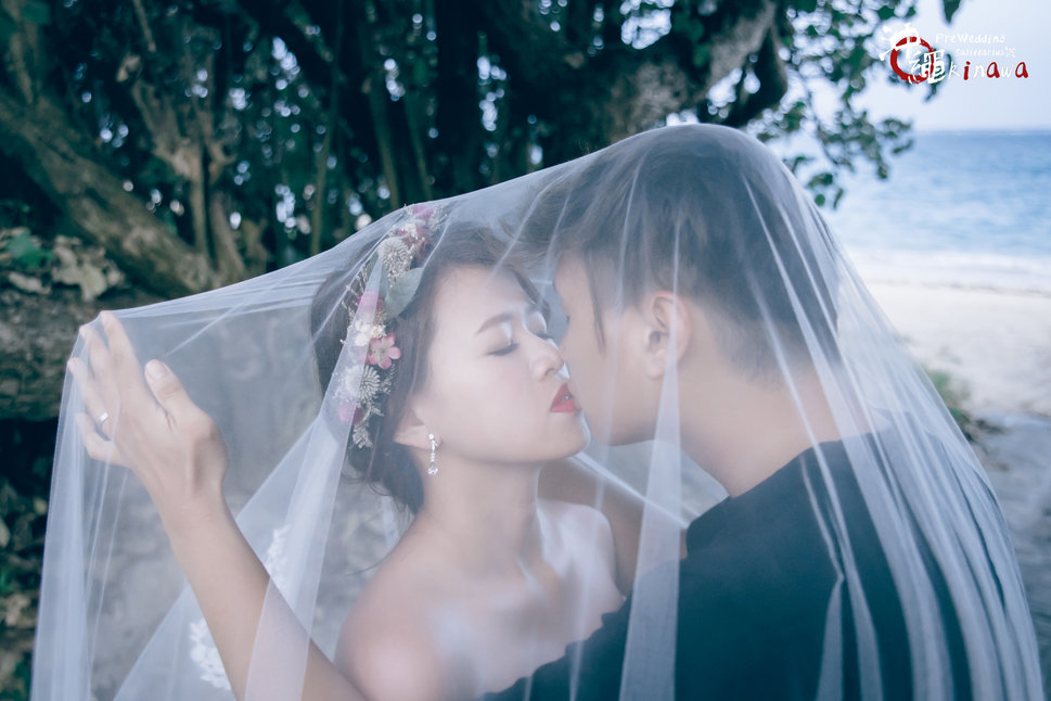嘉麟 & 胤芳 Overseas Pre Wedding For Okinawa 沖繩海外婚紗(編號:551982) - 射手的天空 / 海外婚紗 婚禮