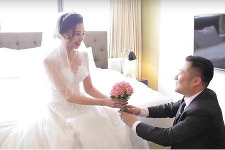 婚禮動態錄影、動態婚紗