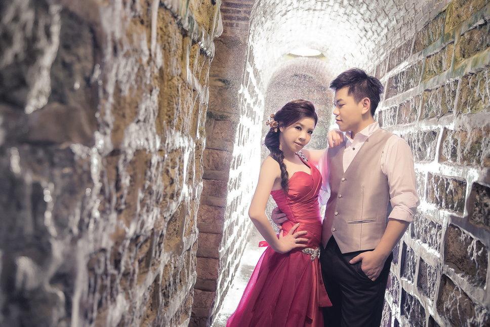 自助婚紗-淡水教堂-婚攝阿卜(編號:433909) - 阿卜的攝影工作室 - 結婚吧一站式婚禮服務平台