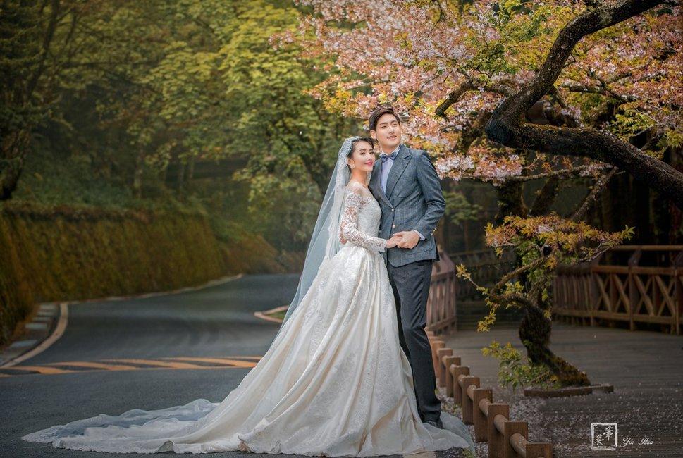 打破傳統制式化的婚紗照 - 英華國際影像團隊 Rich your m - 結婚吧一站式婚禮服務平台