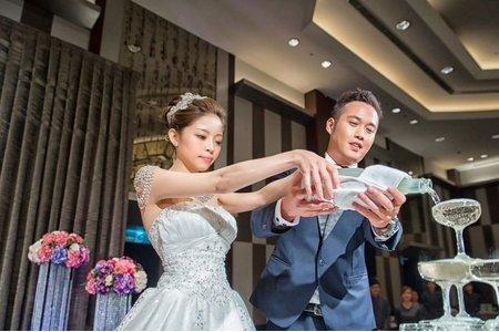 婚禮記錄平面攝影