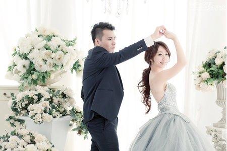 浪漫婚紗純攝影服務