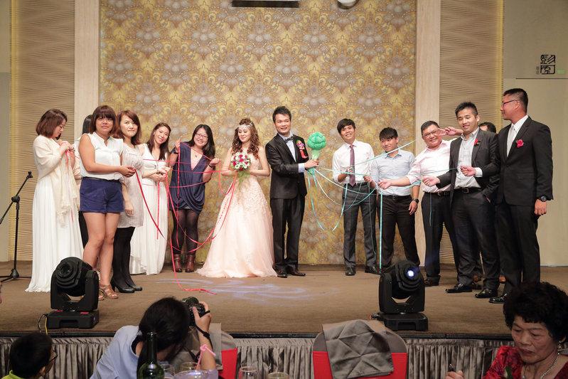 婚禮平面攝影...紀錄感動的瞬間作品