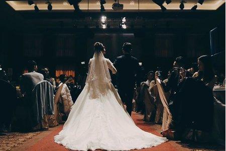 婚錄-早雙儀式晚宴