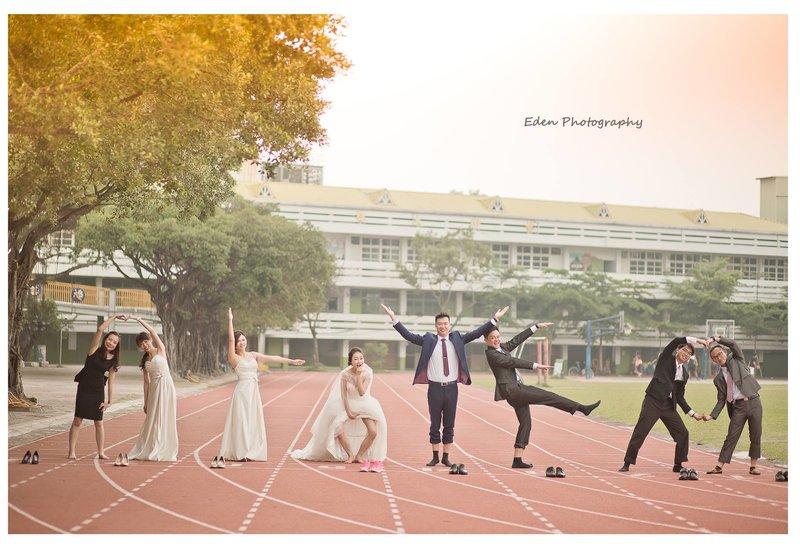 婚攝Eden女攝影師婚禮紀錄