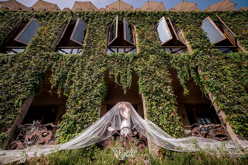 自主婚紗|自助婚紗|婚紗攝影作品