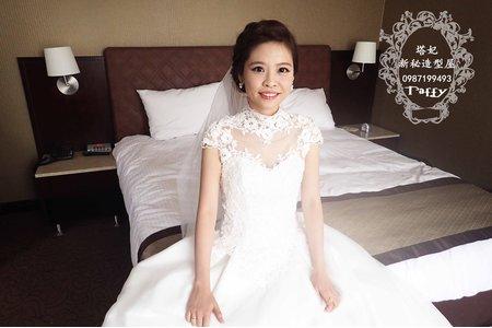 婚宴新娘秘書/結婚訂婚整體造型