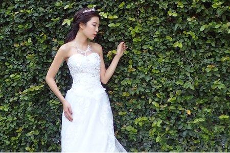 海外新秘婚紗-清邁童話公主藤蔓小屋