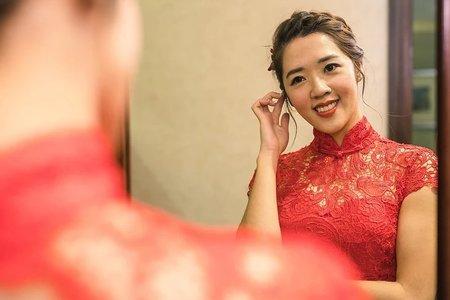 10新娘訂婚儀式造型