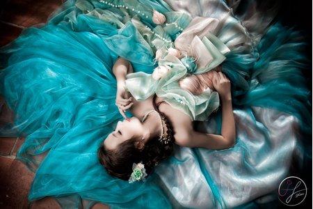 艾莎公主造型婚攝