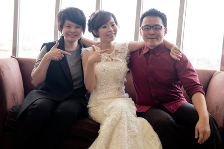 20170715 Wen's Wedding day