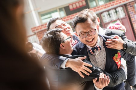 20171010 尚佑 & 小莊 wedding day