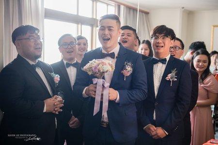 20181201 帆 & Phoebe's Wedding Day
