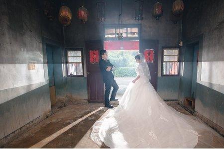 2017.1.15 彰化全國麗園大飯店 迎娶晚宴