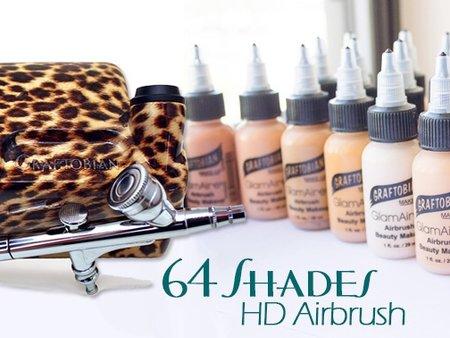 HD噴槍式彩妝