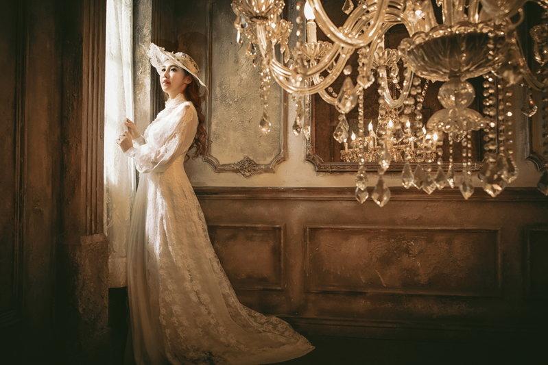 自助婚紗方案作品
