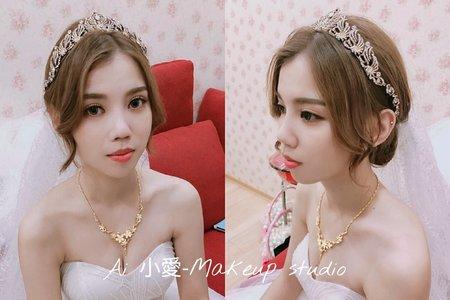 ♡新娘婚宴造型♡
