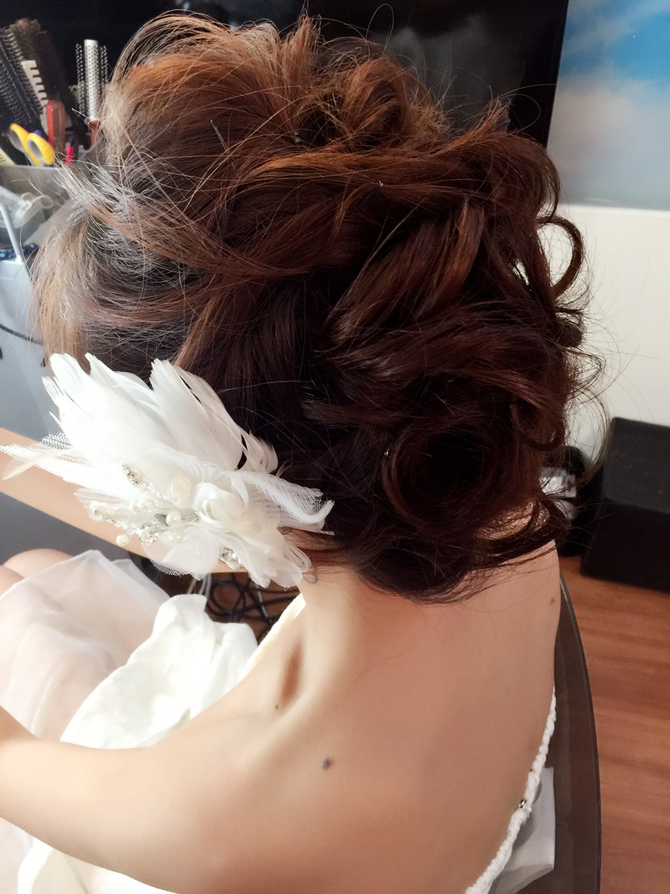 (編號:430680) - 甜溱造型工作室(Sandy 佩如) - 結婚吧一站式婚禮服務平台
