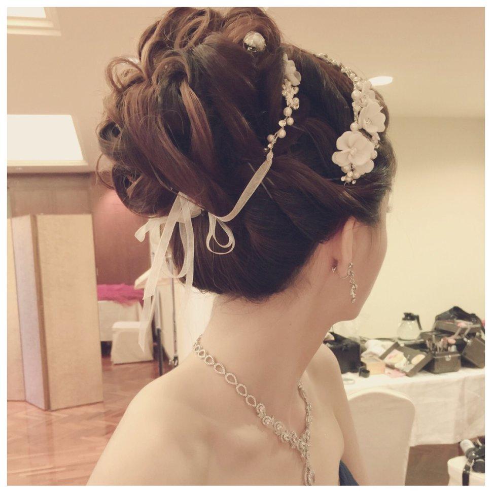 (編號:430713) - 甜溱造型工作室(Sandy 佩如) - 結婚吧一站式婚禮服務平台