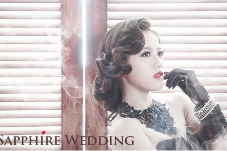 紗法亞Sapphire wedding婚紗相本