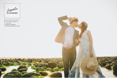 海-紗法亞精品婚紗sapphire wedding婚紗相本