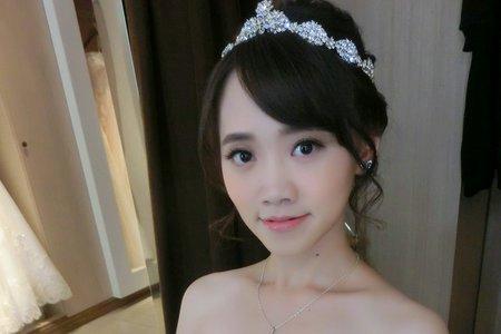 R.W新娘秘書造型