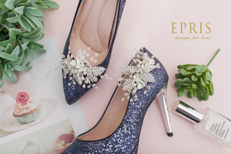 主題色,經典藍,PANTONE,婚鞋