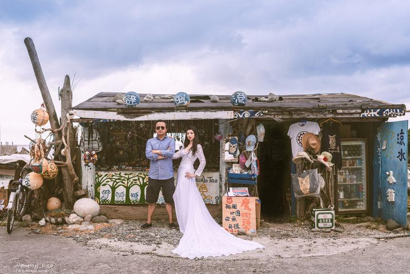 PRE-WEDDING 自主婚紗包套方案作品