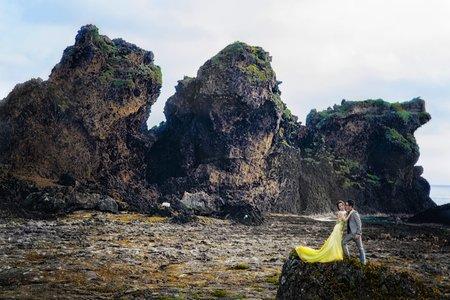 [自助婚紗]Lewis & Demi @蘭嶼