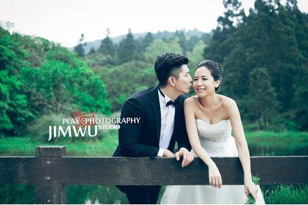 jimwu~玩拍婚紗包套30組