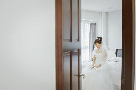 婚禮紀錄 板橋鼎鼎宴會廳 思妤
