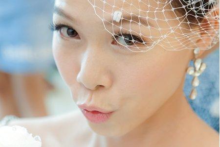 客戶彩妝整體造型作品-5 新祕Bobo作品