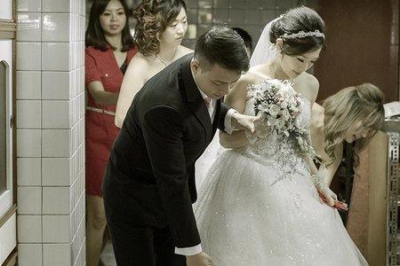 婚禮記錄 萬華 Alan作品